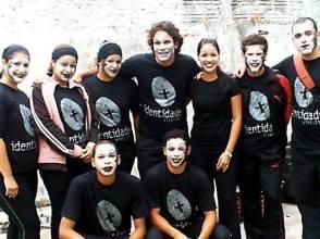 ETED na cidade de Paranaguá, PR. Teatro em escolas e praças.