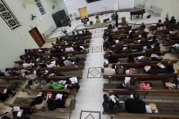 Palestras nas igrejas