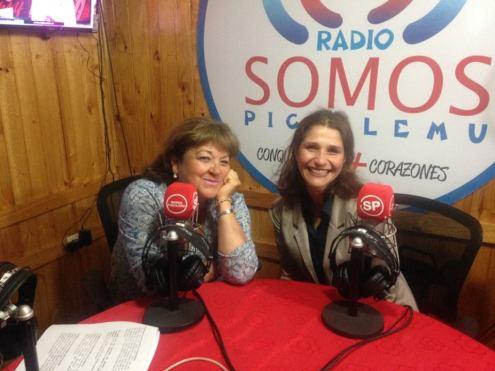 Entrevista na Rádio Pichilemu: O que é felicidade?