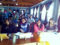 Escola de estudos bíblicos no Chile